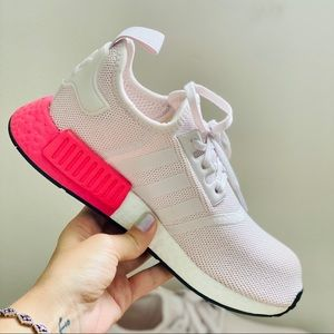 adidas NMD R1 J Orchid Tint Real Pink